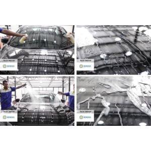 洗車デビュー応援セット ガラスコーティング剤 レディース初心者お試しコート|sensya|02