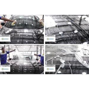 ガラス系コーティング剤  ファインクリスタル カーシャンプー ボディークリン 洗車用 スポンジ お試し 送料無料 割引券利用対象外商品|sensya|09