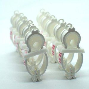 TLTL CLIP (circle strong) 10個set|sentakuclip