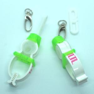 TLTLハンカチクリップ 2個セット(バケツ 緑)|sentakuclip