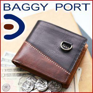 バギーポート 財布 BAGGY PORT 二つ折り財布 メンズ 財布 BAGGY PORT KYP602 人気|sentire-one
