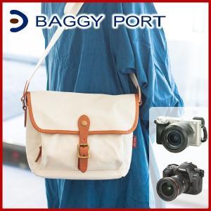 BAGGY PORT バギーポート 6号コーマ帆布 シリーズ カメラバッグ(小) SMT280 人気|sentire-one