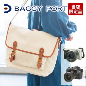 BAGGY PORT バギーポート 6号コーマ帆布 シリーズ カメラバッグ(大) SMT281 人気|sentire-one