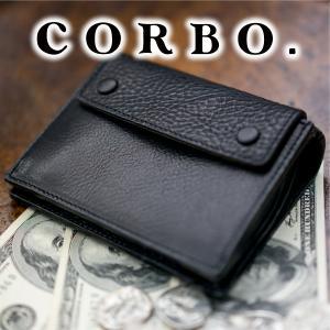 コルボ 財布 メンズ 二つ折り 人気 ブランド 財布 1LG-0702|sentire-one
