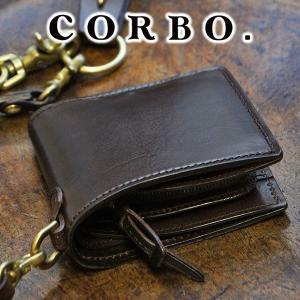 コルボ 財布 メンズ 二つ折り 人気 ブランド 財布 8LK-9902|sentire-one