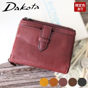 【ポイント10倍】ダコタ Dakota 財布 レディース 二...