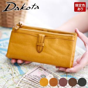 【ポイント10倍】ダコタ 財布 Dakota 小銭入れ付き長...
