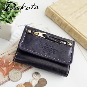 【ポイント10倍】ダコタ Dakota 財布 レディース 三...