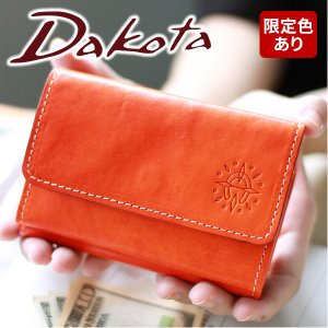 ダコタ Dakota 財布 レディース 三つ折り 人気 ブランド 財布 35890 ミニ財布 レディース|sentire-one