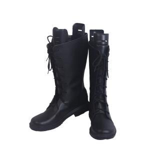 デビルメイクライ5 ネロ   コスプレ 靴 シューズ ブーツ コスチューム