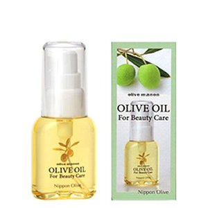 オリーブマノン100%純粋オリーブオイル30ml(化粧用油)|senyotei