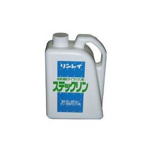 リンレイ ステックリン 4Lゼリー状ハクリ剤《リンレイ正規代理店》|senzaiwaxsuper