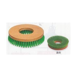 ポリッシャーブラシ 緑ネオ14インチ|senzaiwaxsuper