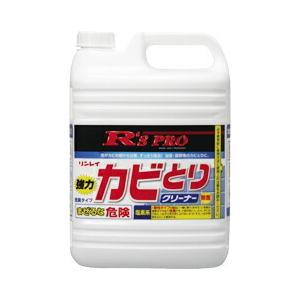 業務用 R'S PRO 強力カビ取りクリーナー(5kg)カビの根から分解、スッキリ除去《リンレイ正規代理店》|senzaiwaxsuper