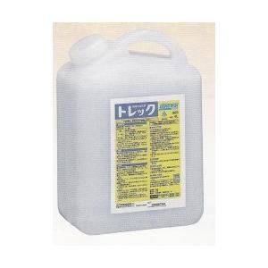 コニシ トレック 4Lゼリー状で壁面・天井も簡単作業の強力中性洗剤《コニシボンド正規代理店》|senzaiwaxsuper