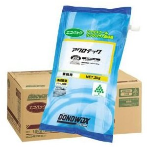 ボンドワックス アクロテック エコパック 2kg×9袋 (コニシ)|senzaiwaxsuper