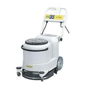 小型自動床面洗浄機 アマノ S−380【100Vコードタイプ】《アマノ正規代理店》【標準価格より30%OFF】|senzaiwaxsuper