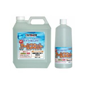 つやげんオールスキット 1L増粘タイプタイプ業務用酸性洗剤《つやげん(TSUYAGEN)正規代理店》|senzaiwaxsuper