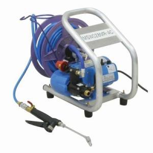 丸山エアコン洗浄機MSW029MR-AC圧力調整が簡単楽々丸山製作所正規代理店《税抜1万円以上送料無料》|senzaiwaxsuper