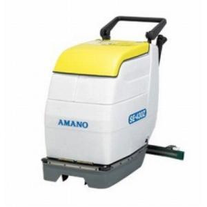 アマノSE-430Z 操作は簡単、小回り性抜群 小型自動床洗浄機《アマノ正規代理店》|senzaiwaxsuper