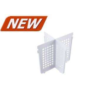 インナーバスケット仕切り板A(CL510-000X-MB)《山崎産業(YAMAZAKI)正規代理店》(JANコード478644)|senzaiwaxsuper