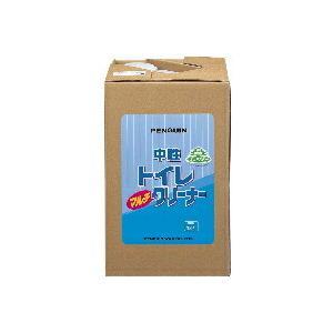 業務用洗剤 ペンギン中性トイレマルチクリーナー【18L】《ペンギンワックス正規代理店》|senzaiwaxsuper
