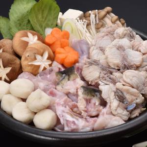 ふぐ鍋セット「天然ふぐ鍋セット4-5人前/超冷」...