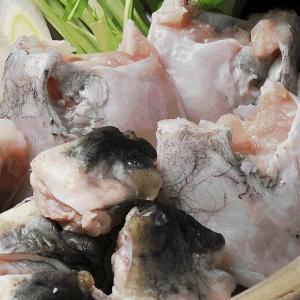 アラ祭り!¥1000ポッキリ ふぐ フグ ふぐ鍋セット「とらふぐアラ!お得パック200g/超冷」てっ...