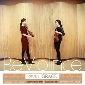 BEVIOLINCE / OPUS. 1 GRACE [BEVIOLINCE][CD]|seoul4