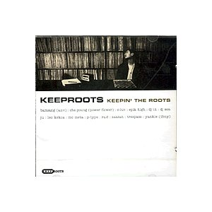 KEEPROOTS / KEEPIN' THE ROOTS TE11101 [CD]