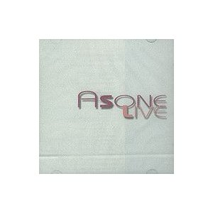 AS ONE / LIVE [AS ONE] RKLD023 [CD]