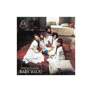 BABY VOX / SPECIAL ALBUM [BABY VOX] DRMCD1852 [CD]