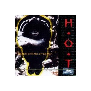 H.O.T(HOT) / WE HATE ALL KIND OF VIOLENCE [H.O.T(HOT)] KSC8027 [CD]