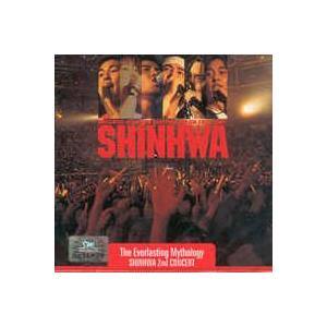 神話 (SHINHWA) / THE EVERLASTING MYTHOLOGY [神話 (SHINHWA)] SM071 [CD]