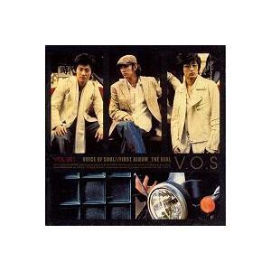 V.O.S (VOS) / THE REAL [V.O.S (VOS)] CLK9230 [CD]