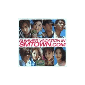 2003 SUMMER VACATION IN SM TOWN.COM / SMTOWN [SMTOWN] SM067 [CD]