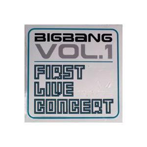 BIGBANG /1st Live Concert The Real [BIGBANG] YGK0031 [CD]
