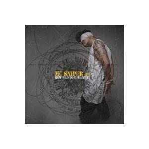 MC SNIPER / How Bad Do U Want It?[韓国 CD][ラッパー]PLCD00031|seoul4