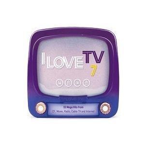 V.A / I Love TV [オムニバス] DC9502 [CD]