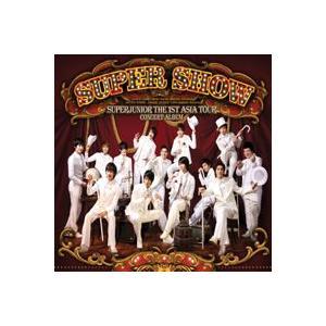 SUPER JUNIOR / Super Show [Live Concert Album] [SUPER JUNIOR] SMCD168 [CD]