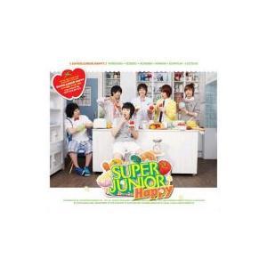 SUPER JUNIOR Happy / 料理王 (COOKING? COOKING!) [SUPER JUNIOR] SMCD170 [CD]