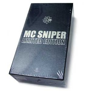 MC SNIPER / LIMITED EDITION (4CD)[韓国 CD][ラッパー]50212|seoul4