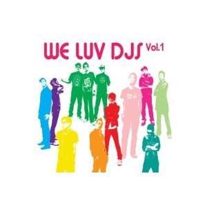 1集 (CD + DVD) / WE LUV DJ'S LUVCD9910 LUVCD9910