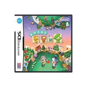 [韓国雑貨] ゲームで勉強  Nintendo DS どうぶつの森 [韓国版] [輸入雑貨] [かわいい]|seoul4