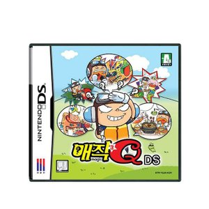 [韓国雑貨] ゲームで勉強  Nintendo DS マジックQ [韓国版] [輸入雑貨] [かわいい]|seoul4