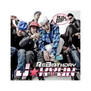 J KYUN / REBIRTHDAY[韓国 CD]KACD1012 seoul4
