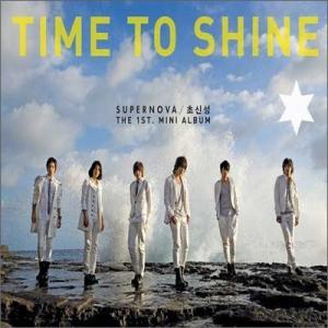 超新星 / [希少盤]Time To Shine [超新星] CMCC9590[CD]
