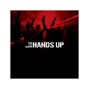 2PM / [HANDS UP] (通常版) [2PM] JYPK0240 [CD]