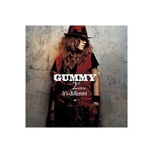 コミ (GUMMY) /IT'S DIFFERENT [コミ (GUMMY)] YGK0007 [CD]