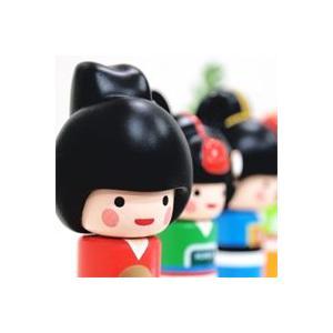 [韓国雑貨] 伝統キャラクター 飾りたくなるスタンプ [ハングル スタンプ] [輸入雑貨] [かわいい]|seoul4